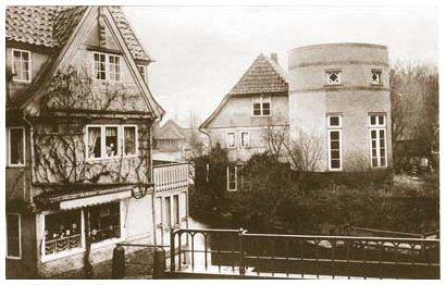 Alte Holstenstraße um 1890