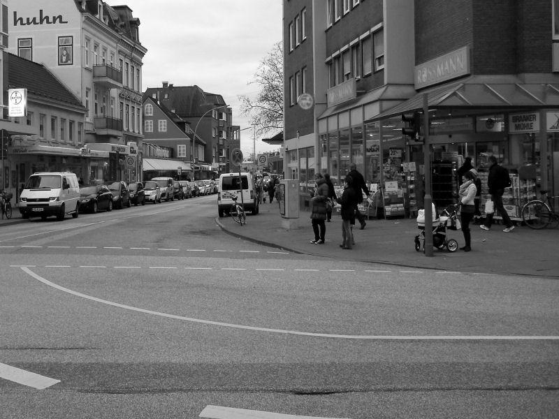 Alte Holstenstraße Ecke Weidenbaumsweg
