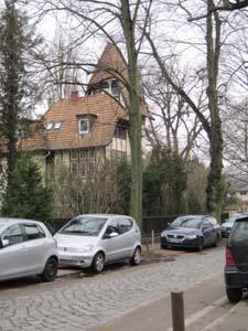 Lamprechtstraße - Reinbeker Weg
